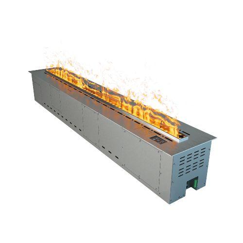 Vepo 1500 - стальной электро камин с автоматическим управлением