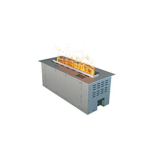 Vepo 600 - автоматический камин из нержавеющей стали