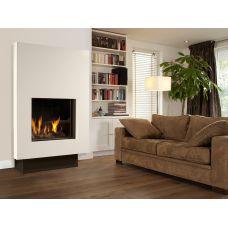 BellFires Derby Large 3 - Современный газовый камин для квартиры