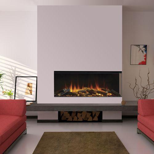 New Forest 1600 (Нью Форест) - пристенно-угловой камин в квартиру