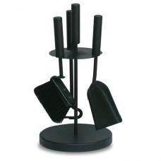 арт. 50.559 (черный) - трехпредметный набор из стали