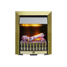 Dimplex Danville Antique Brass FB2 - Очаг-вставка Opti-Myst в цвете «античная бронза»