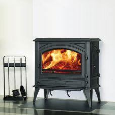 Dovre 760CB - Классическая печь-буржуйка с дровяной камерой