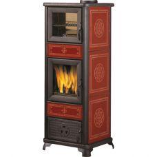 DAFNE FORNO - керамическая печка с духовым шкафом