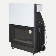 ЭкоКамин Вега 1000KB - Топка с горизонтальным стеклом, подъемная дверка