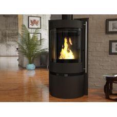Ember Славна 502 - Экономичная печка с дровяной объемной камерой, жаропрочная сталь