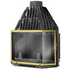 DECO 770 BR - топка с призматическим жаропрочным стеклом