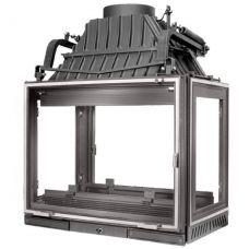 DECO 805 CENTRAL DO - топка с 4-х сторонним стеклом, подъемная дверь