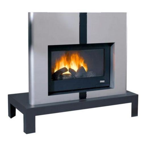 Godin Petit Meleze (Петит Мелез) модель 373106 - Дизайнерская печка с банкеткой