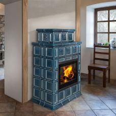 BARACCA 9 керамика - отопительная печь с декоративной отделкой