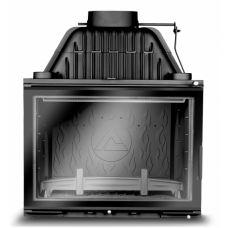 Kaw-Met W17 Decor (14 кВт) - Современная топочная камера из чугунного литья