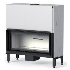 MCZ Plasma 115 - Горизонтальная стальная топка с подъемной дверью