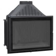 МЕТА Ardenfire Фортуна 714 - Топка чугунная, стекло с черной шелкографией по контуру