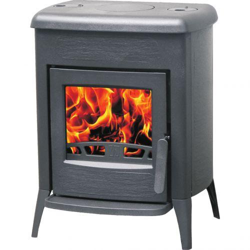 Plamen AMITY 3 - Чугунная печка-буржуйка для загородного дома