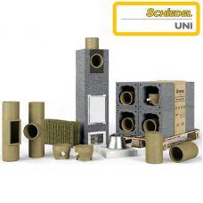 UNI - универсальная керамическая дымоходная система