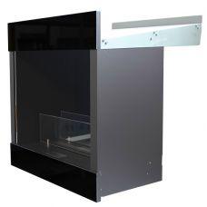 Cabinet Fire - встраиваемый биокамин с корпусом из стали