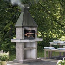 Darina (L) - компактная печь с жаровней их чугуна