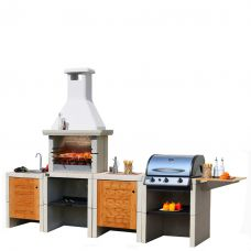 Melody 4B - комплект из четырех блоков для приготовления пищи