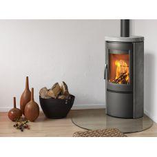 Varde Shape 1 Soapstone - Отопительная печка из стали и талькомагнезита