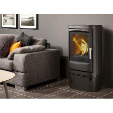 Varde Fuego 1 - Экономичная камин-печь из стали и чугуна