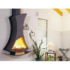 Arkiane Oxalis (Оксалис) - Дизайнерский камин из жаропрочной стали