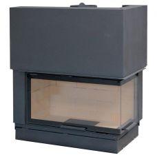 Axis H 1200 right lateral glass - Правосторонняя топка с широкой камерой сгорания