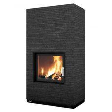 Monolith Modul G1 - Фронтальная печка с прямым огнестойким стеклом