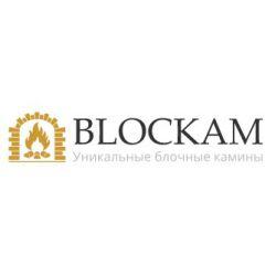 BLOCKAM (Россия) - Классические камины с декоративным резным орнаментом Топка Есть