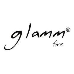 Glamm Fire  (Португалия). Уникальные биокамины из стали с декоративной отделкой из стекла, металла и кожи.