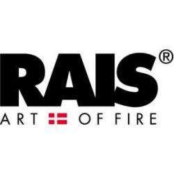 Rais (Дания) - Каминные топки из листовой огнепрочной стали с шамотной футеровкой