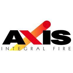 Axis (Франция) - Дровяные топки из высококачественных материалов Форма стекла Туннельная версия, Ширина 1600 (1600 - 1690 мм