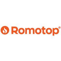 ROMOTOP (Чехия) - Экономичные каминные топки из стали с футеровкой из шамотного кирпича