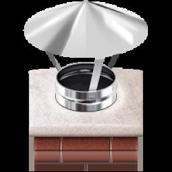 Современные дымоходы для каминов и печей