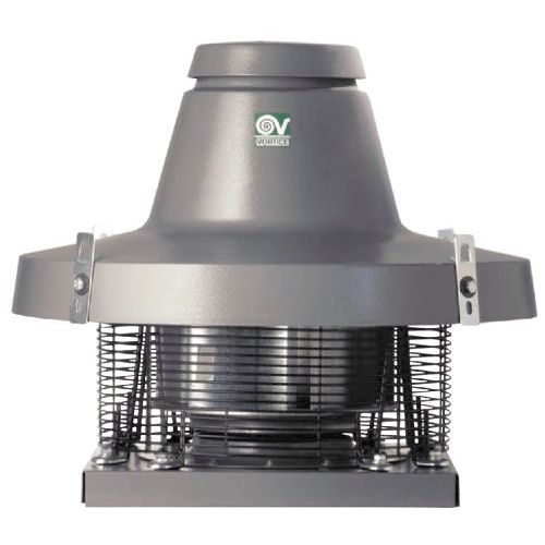 TRT 100 ED 8P вентилятор из оцинкованной стали (Камины)
