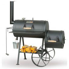 Euro Smoker Надежный гриль для приготовления мяса (Барбекю) Schmid (Германия)