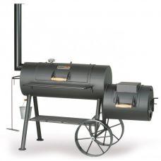 Party Wagon 5 Гриль-коптильня из стали ручной работы (Барбекю) Schmid (Германия)..