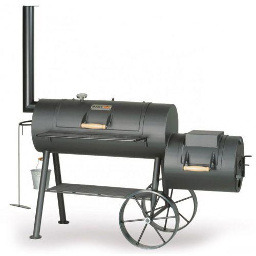 Party Wagon 5 Гриль-коптильня из стали ручной работы