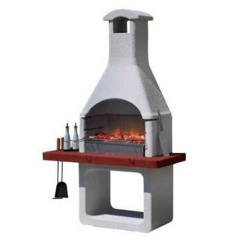 GUADALCANAL Миниатюрная печка для уличного монтажа