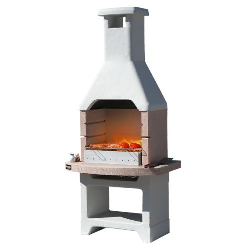 OASI CRYSTAL Мраморная уличная печь для загородного участка