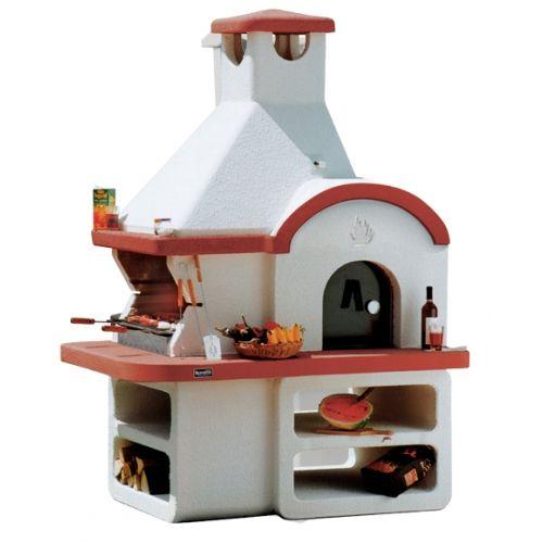 AMERICA BIO Двухсторонняя уличная печка для приготовления пищи