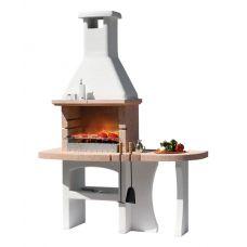 Dubai Модель с боковым округлым столиком (Барбекю) Sunday барбекю (Италия)