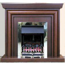 Валенсия каминный портал для пристенной установки (Электрический камин)
