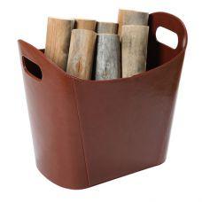 D400DB Коричневая переноска для дров (Аксессуары)