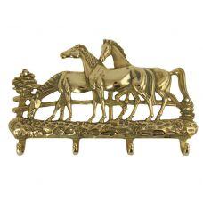 V0089PB Вешалка Три лошади (Аксессуары)