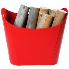 D400RD Красная кожа, переноска дров (Аксессуары)