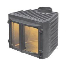 Keddy SK 102 - Каминная кассета с призматическим стеклом