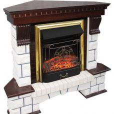 Портал Royal Flame Pierre Luxe угл. под очаг Majestic FX / Fobos FX
